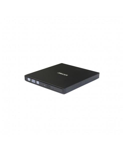 Mecer USB2.0 Slim-Type DVDRW Super Multi Drive