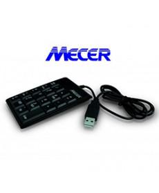 Mecer USB Numeric Keypad - Black