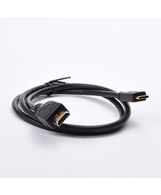 Mecer Mini HDMI to HDMI Cable (2 Meter)