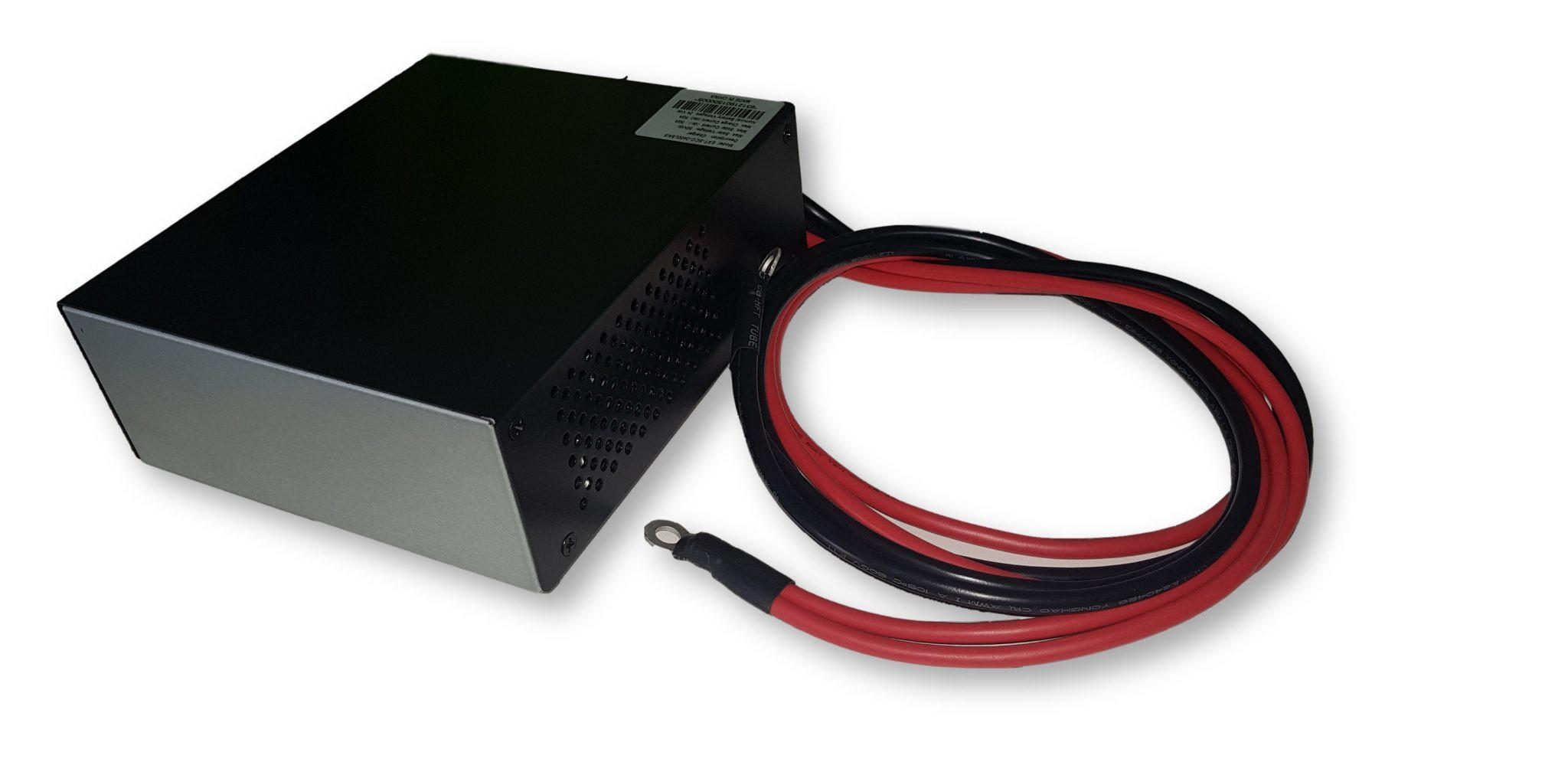 External PWM Solar Power Charger for IVR-2400LBKS