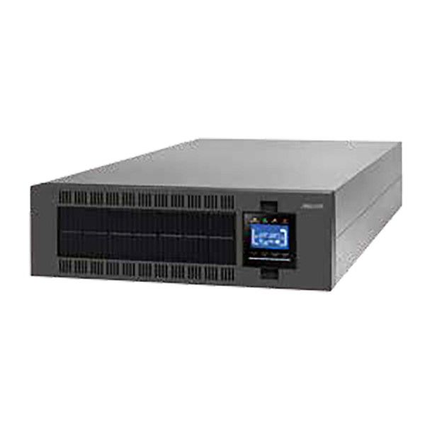1000VA 2U ON-LINE SINE WAVE Rackmountable UPS