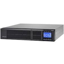 Mecer 10000VA 6U ON-LINE SINE WAVE Rackmountable UPS (with  Monitoring Software) -Black