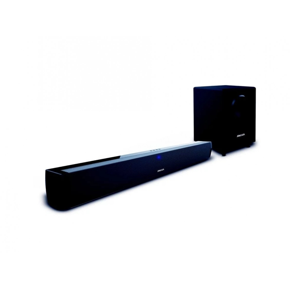 Mecer 2.1 Channel Sound Bar Speaker with Sub-Woofer